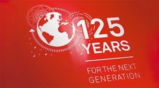Bobst feiert sein 125-jähriges Firmenbestehen