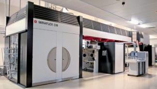 Windmöller & Hölscher has sold the 400th Miraflex to the Russian packaging producer Danaflex