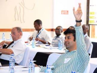 Flexofit veranstaltet ein Seminar in Dar es Salaam, Tansania, Drupa, Esko, Flexodruck, Renzmann, Tesa, Windmöller & Hölscher