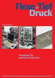 Flexodruck, Drucken, Flexodruckmaschine, Rakel, Tiefdruck