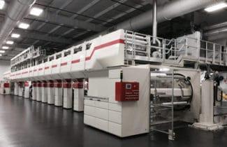 APC hat eine Neun-Farben-Tiefdruckmaschine von Comexi gekauft