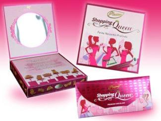 MPS setzt als erster Verpackungshersteller Spiegelfensterfolie bei Süßwaren ein