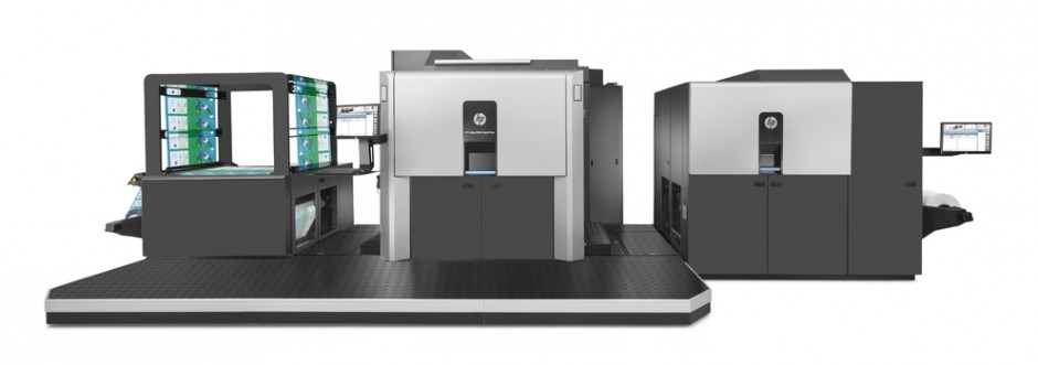 HP Indigo 20000 Digital Press