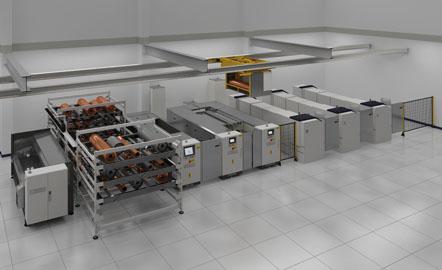 Die modular aufgebaute Autocon-Line von Kaspar Walter