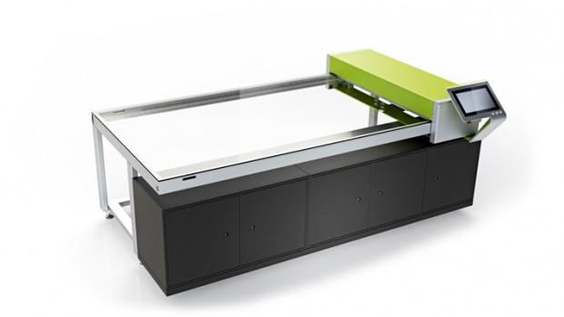 Der UV-LED-Belichter XPS Crystal 5080 vereint die UV-Haupt- und Rückseitenbelichtung in einem Schritt