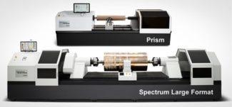 Ohio Gravure Technologies zeigt auf der drupa 2016 zum ersten Mal die Graviermaschine Spectrum Compact