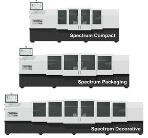 Ohio Graviermaschinen Spectrum Compact, Packaging and Decorative