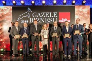 Saueressig Polska ist zum dritten Mal in Folge mit dem Business Gazelles Award geehrt worden