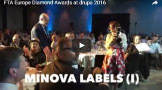 230 Teilnehmer aus Europas Flexodruck Community trafen sich im Hyatt Regency und feierten Preisträger FTA Europe Diamonds Award