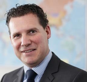 Der neue Commercial Manager bei SGK: Hank Guitjens