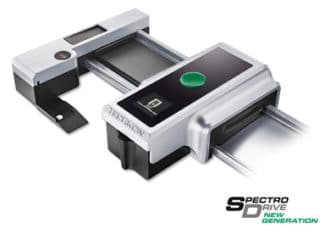 Die New Generation-Serie des Spectrodrive-Messgerätes von Techkon