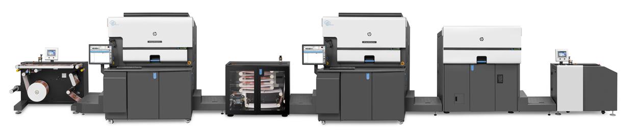 HP konnte auf der Drupa die ersten Kunden für die HP Indigo 8000 Digital Press gewinnen