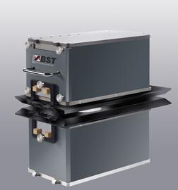 Der Transmissionssensor PC16S-Wave von BST ProControl arbeitet mit einer Sensortechnologie auf Basis nicht ionisierender elektromagnetischer Wellen