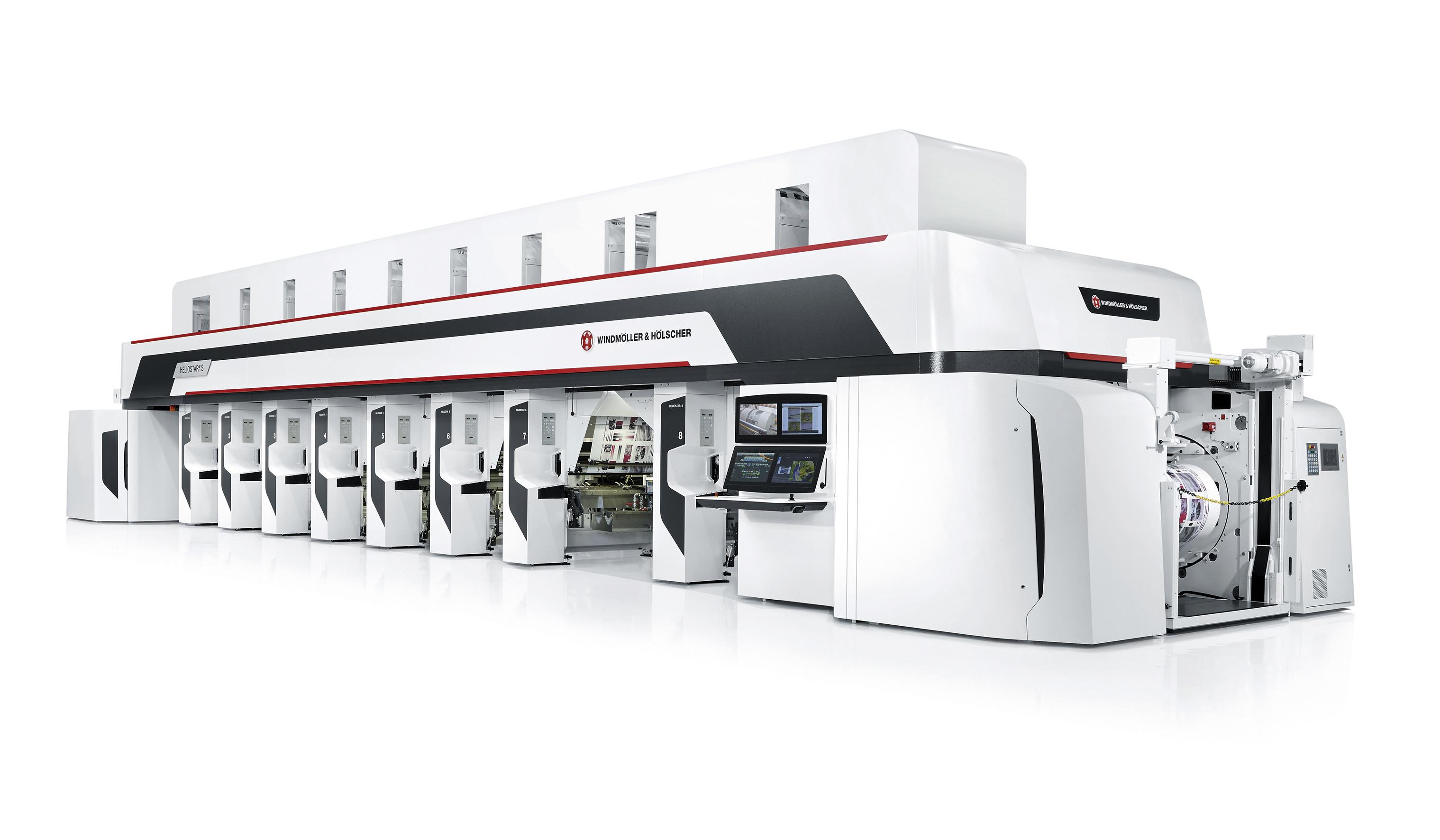 W&H – Neue Maschinenmodelle für Flexo- und Tiefdruck | Flexo+Tief-Druck