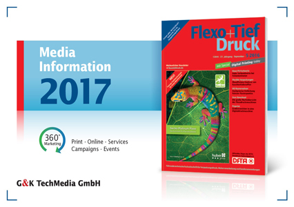 Media Information 2017 Flexo+Tief-Druck