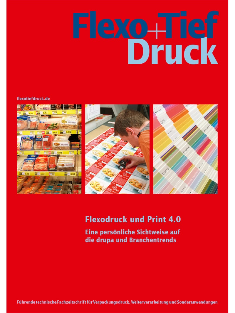 Produkt: Download »Flexodruck und Print 4.0«