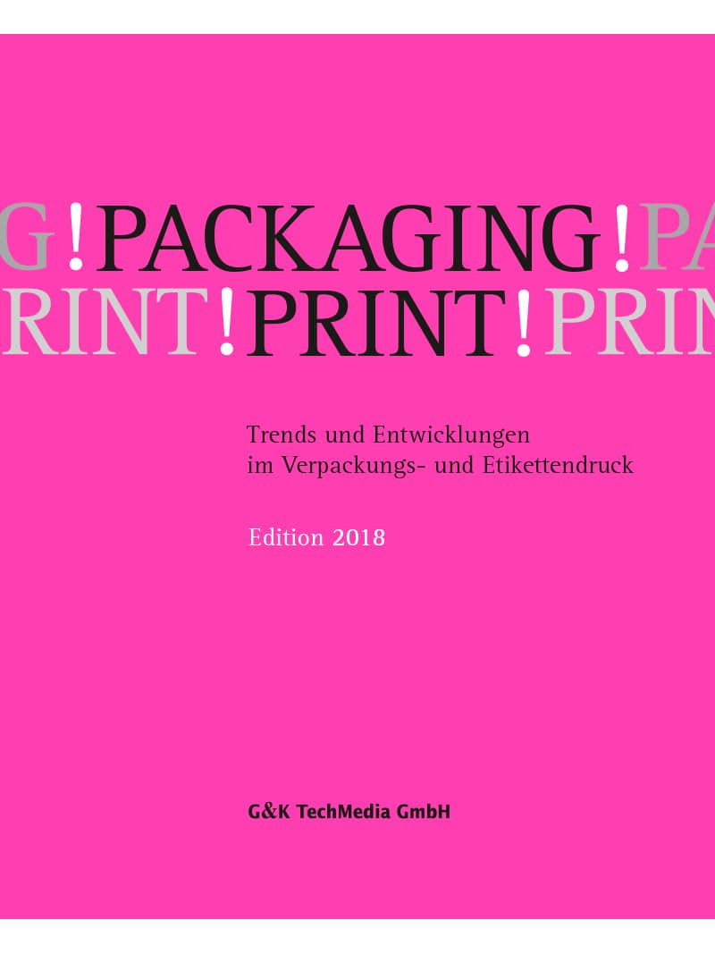 Produkt: Packaging! Print! Edition 2018
