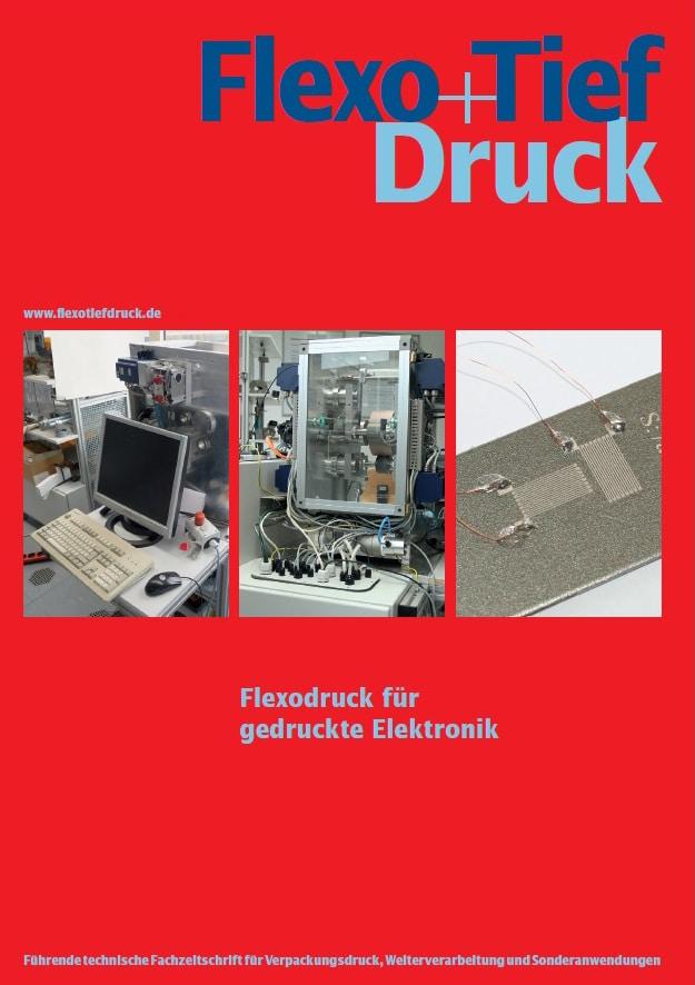 Produkt: Download »Flexodruck für gedruckte Elektronik«