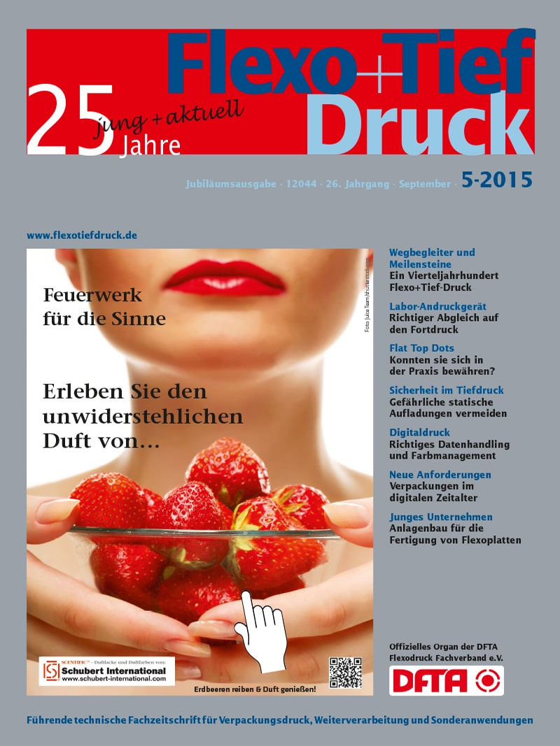 Produkt: Flexo & Tief Druck Digital 5/2015