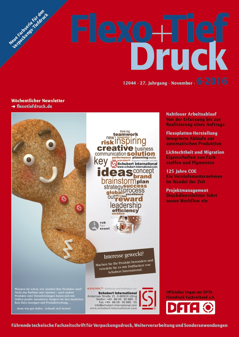 Produkt: Flexo+Tief-Druck 6/2016 Digital