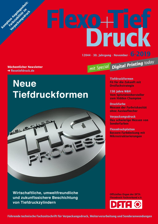 Produkt: Flexo+Tief-Druck 06/2019 Digital