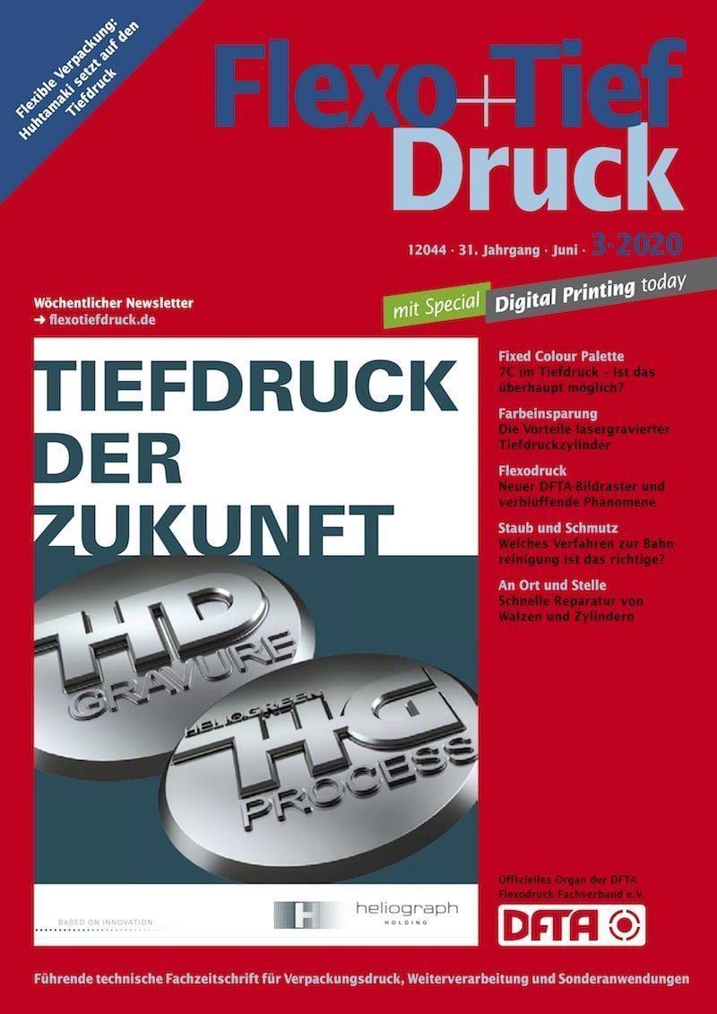 Produkt: Flexo+Tief-Druck 3-2020 Digital