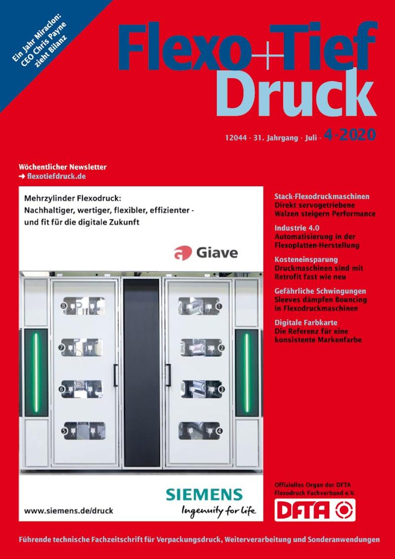 Produkt: Flexo+Tief-Druck 4-2020 Digital