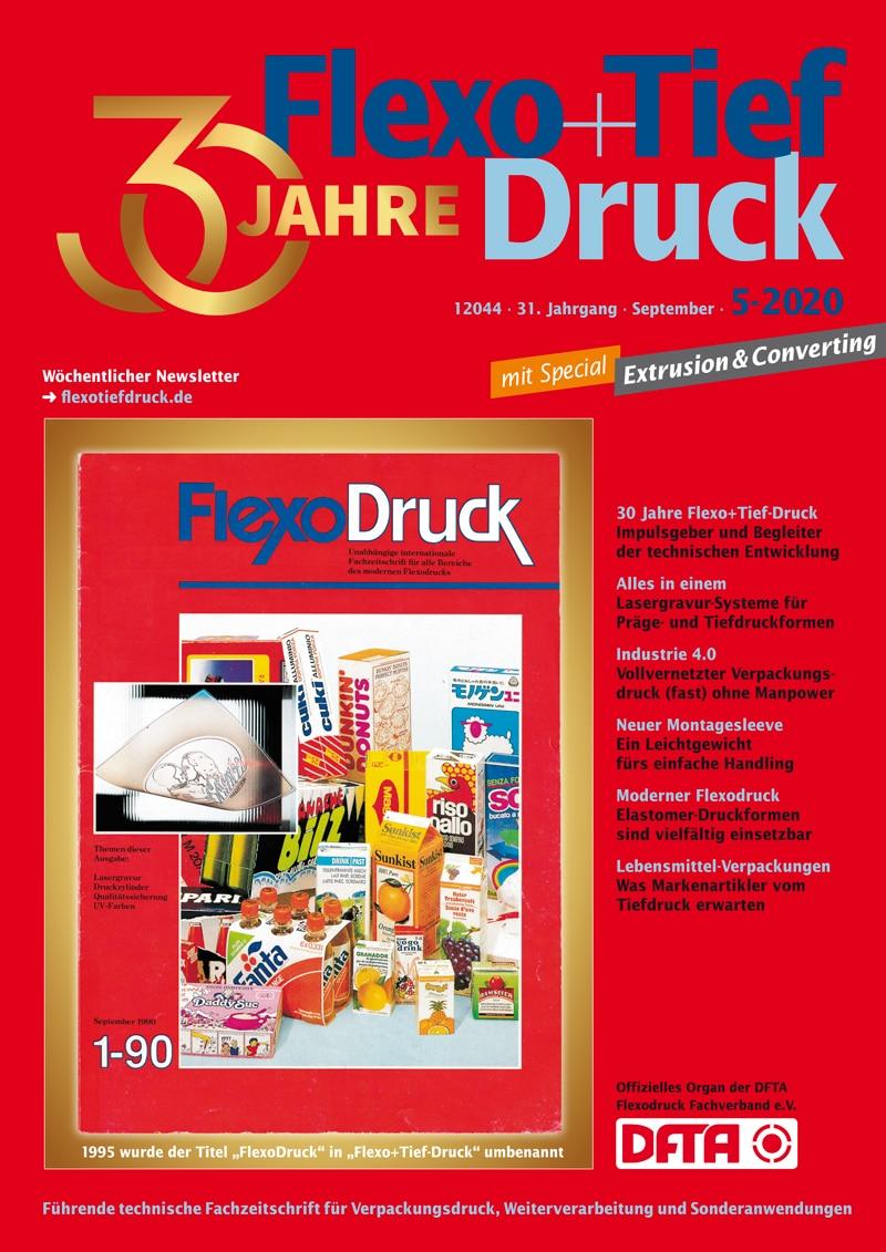 Produkt: Flexo+Tief-Druck 5-2020 Digital