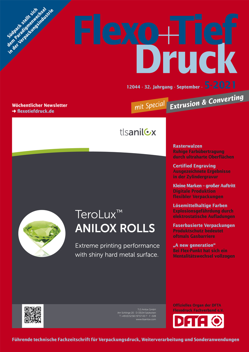 Produkt: Flexo+Tief-Druck 5-2021